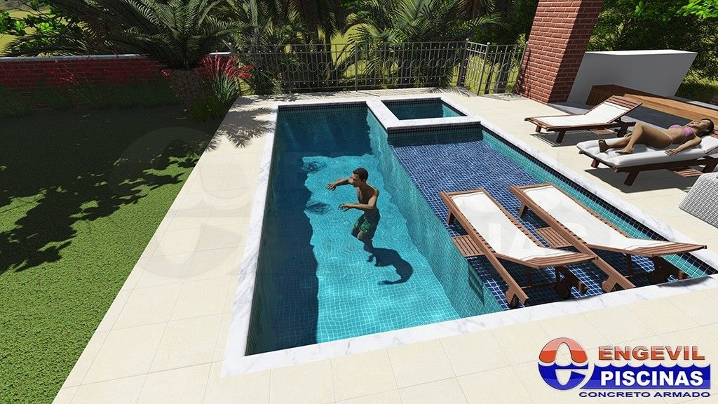 Resultado de imagem para medida de piscinas piscina for Piscinas desmontables hechas a medida