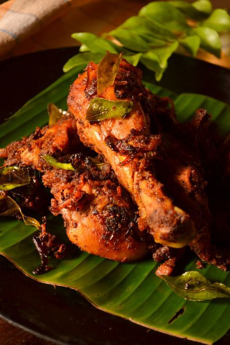 Kurryleaves spicy kerala chicken fry indian recipies pinterest food kurryleaves spicy kerala chicken fry forumfinder Images