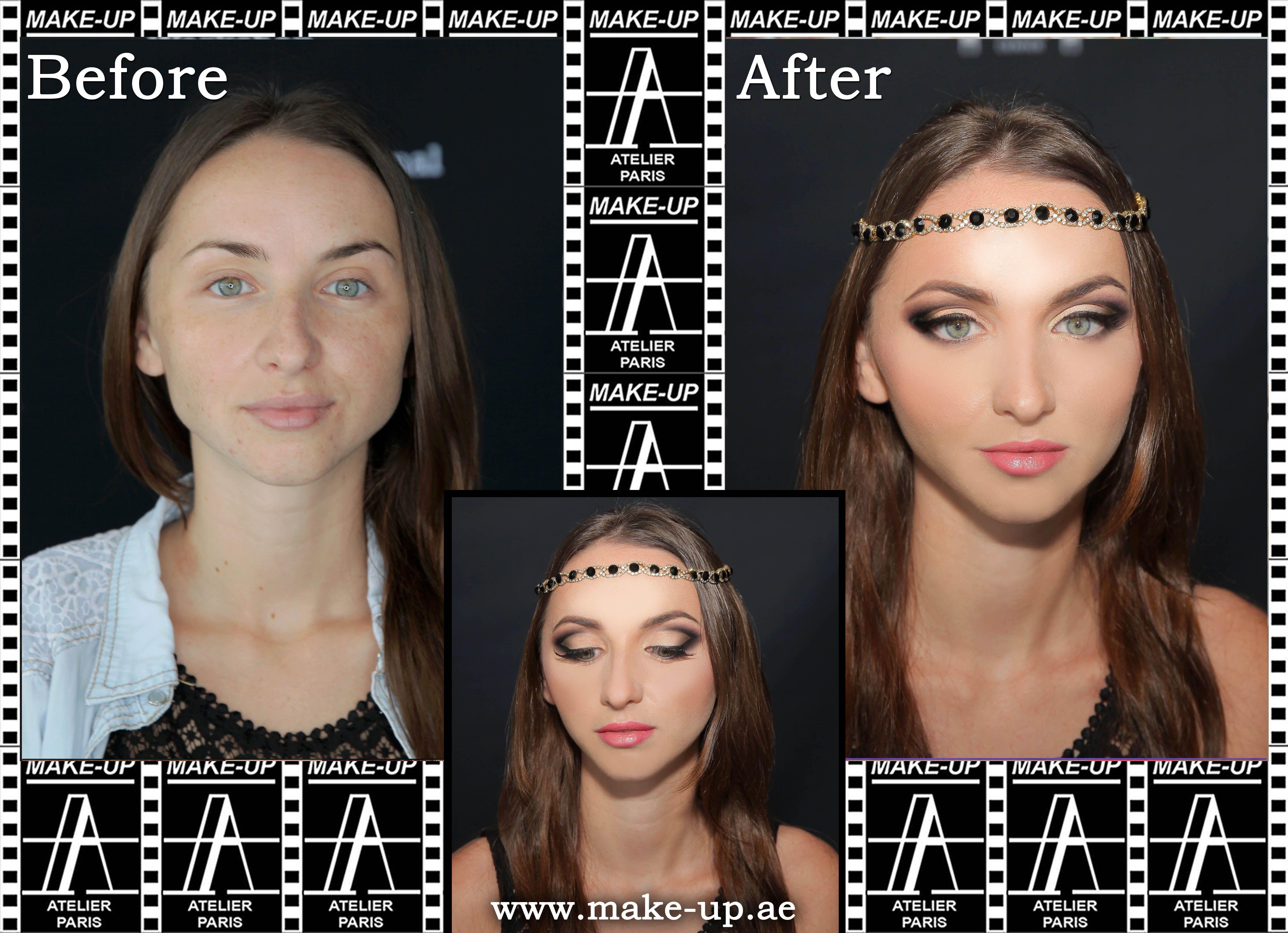 Hello Ladies, MakeUp Atelier Training Center is inviting