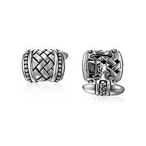 #ScottKay, Equestrian Cufflink, sterling silver, Mens Fashion : Cufflinks, GC0033SM