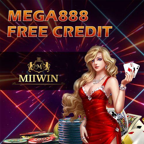 Mega888 Free Credit