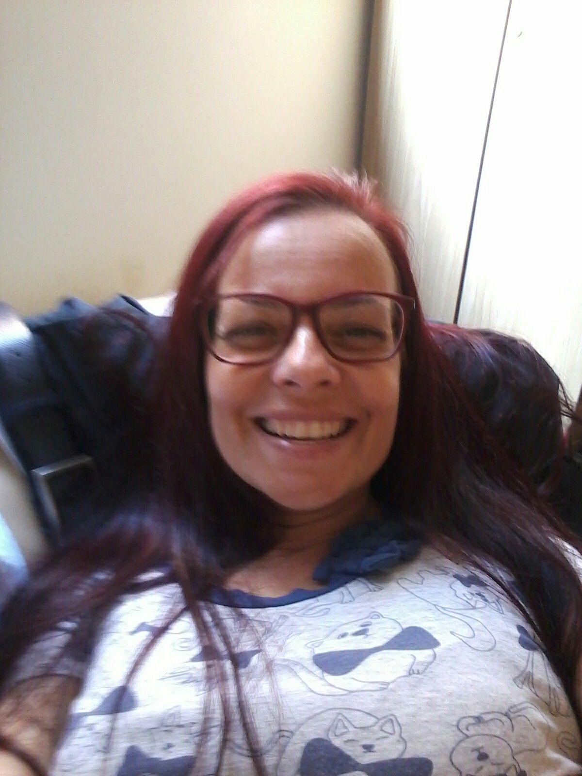 ebdb1baa7 Eu e meus novos óculos   Roberta sou eu!!