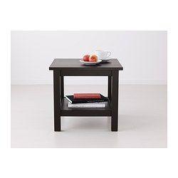 HEMNES Sofabord - sortbrun - IKEA