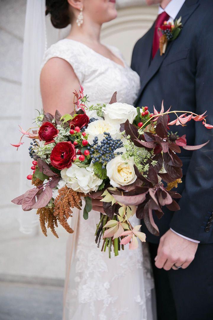 Wedding Inspiration Red bouquet wedding, Bridal bouquet