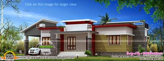 Kerala Home Design And Floor Plans Kerala House Design House Design Kerala Houses