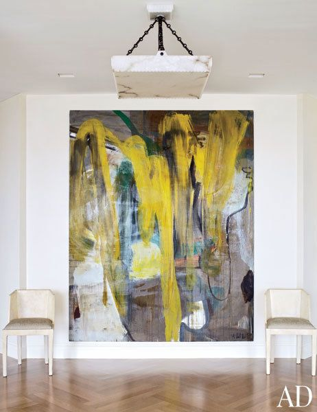 Look Inside This Luminous Milwaukee Residence Also Habitually Chic Designer  Katie Ridder Art Rh Pinterest