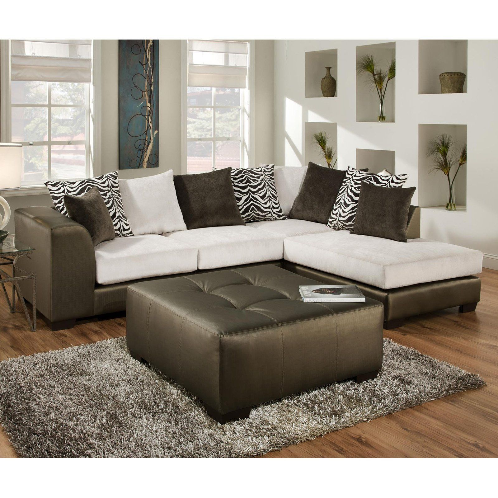 Chelsea home furniture lish sectional sofa sec products