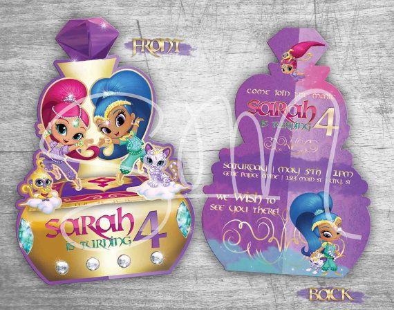 Printable Jasmine Birthday Invitations ~ Birthday invites awesome mickey and minnie birthday invitations
