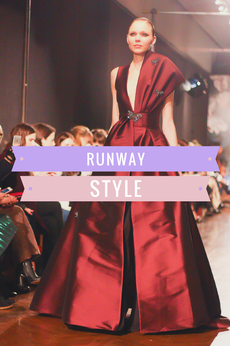 NYFW, LFW, PFW, MFW, designer fashion, runway shows, runway style, fashion inspiration.