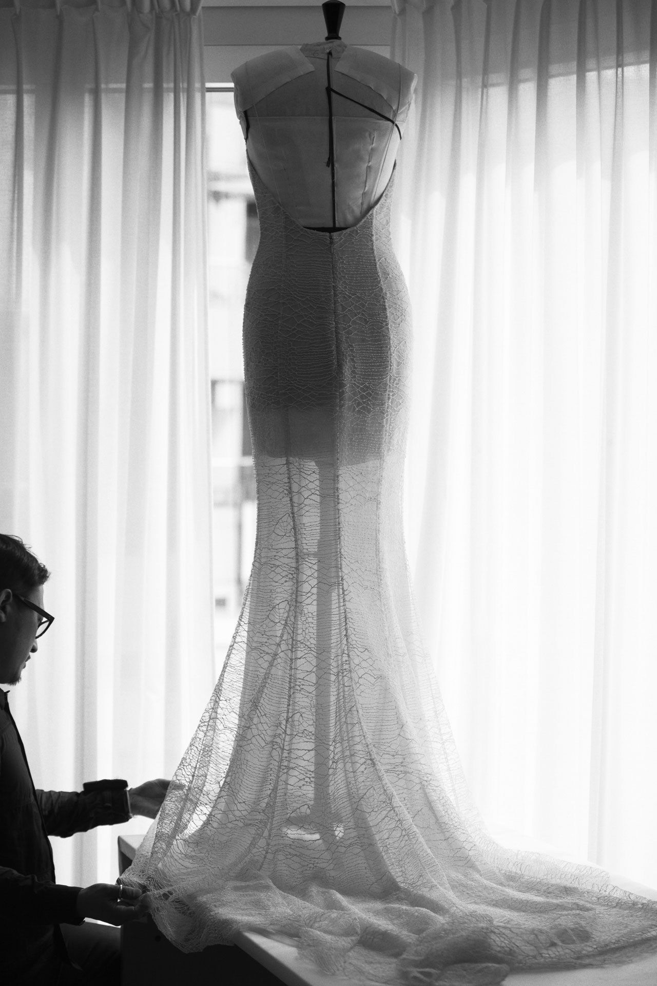 The Making Of A Cannes Gown | Cannes, Dior and Couture