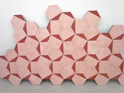 Contemporary Moroccan tiles