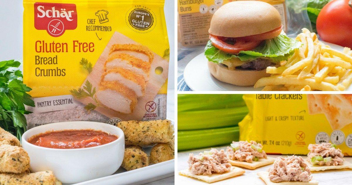Schar Gluten Free- Bring Normal to the Gluten Free Life ...