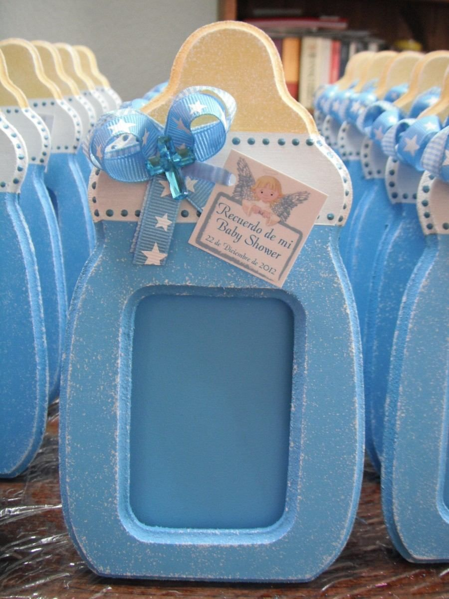 10 Portaretratos De Biberon Para Bautizo O Baby Shower Mn4 Cricut Baby Shower Baby Shower Diy Unisex Baby Shower