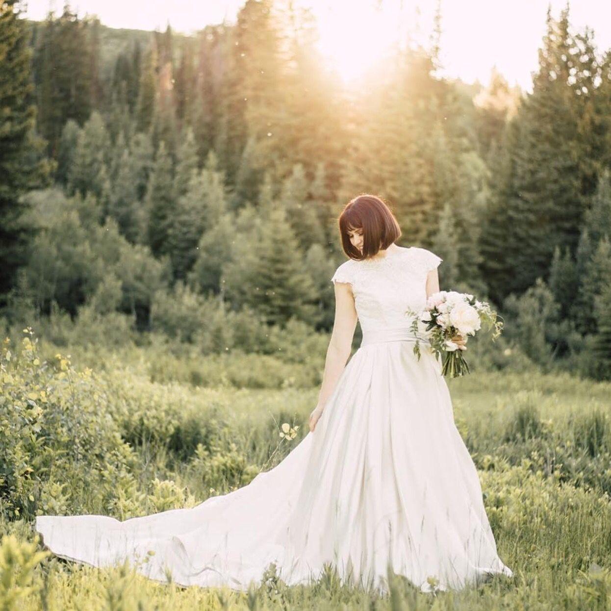 modest wedding dresses utah county