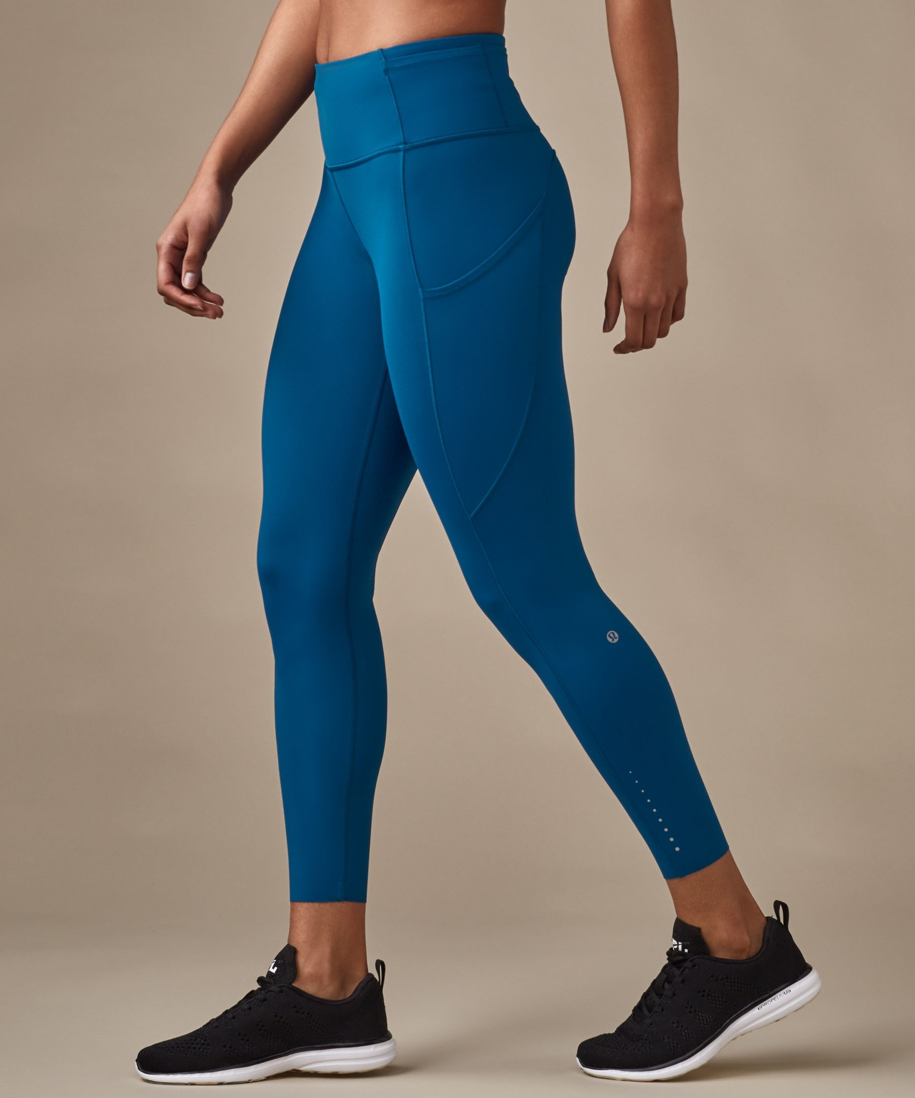 39bcd756303e3 Feel fast and free in these barely-there, sweat-wicking run tights. Fast &  Free 7/8 Tight. Lululemon.com
