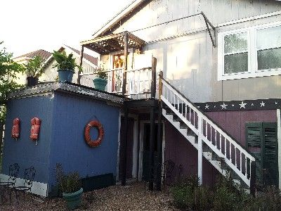 VRBO.com #420395 - Mermaid Cottage, Cute Get-Away- 3 Blocks from the Beach