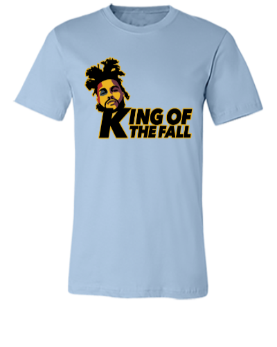 KING OF THE FALL - Unisex T-shirt