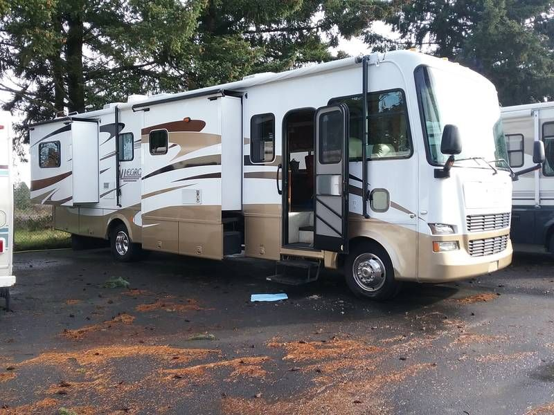 2008 Tiffin Allegro Open Road 34 Tga Ford For Sale Vancouver Wa