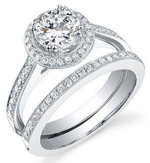 White Gold Wedding Rings South Africa Wedding Pinterest