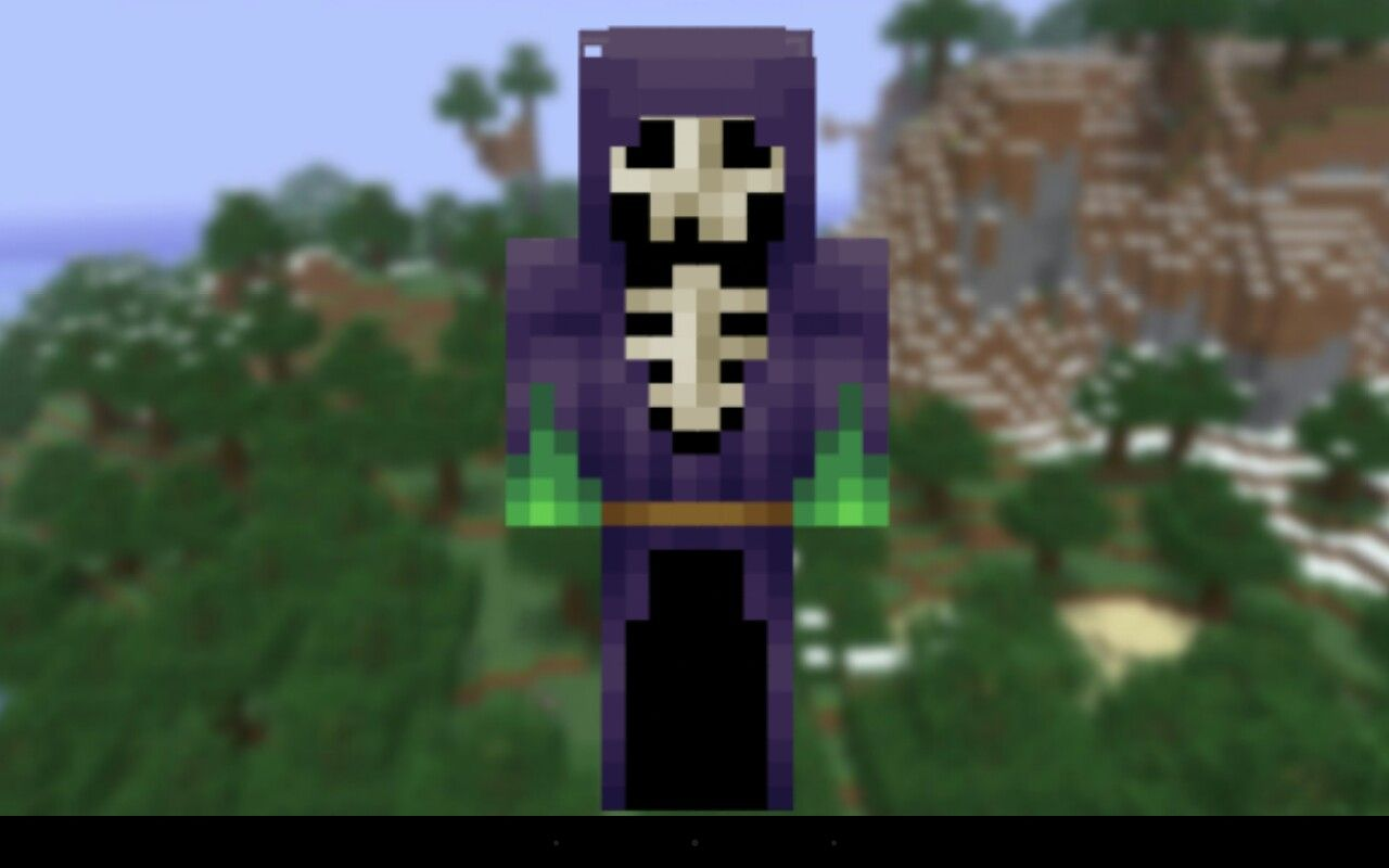This is the Skin from the User: Clear  Minecraft skin, Minecraft