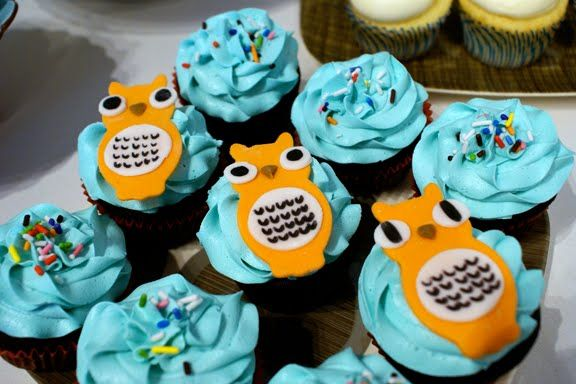 Coco Cake Cupcakes--Vancouver BC by Lyndsay Sung: owl cake