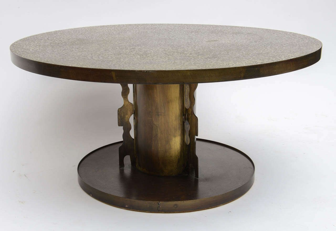 Glass Metal Coffee And Side Tables Gyro 3 Piece Table Set American Freight Coffee Table Round Glass Coffee Table Coffee Table Setting [ 793 x 1000 Pixel ]