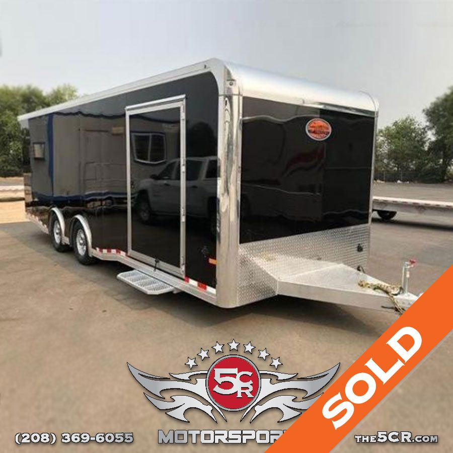 2019 Sundowner 24′ x 8′ 6″ Enclosed Car Hauler Enclosed