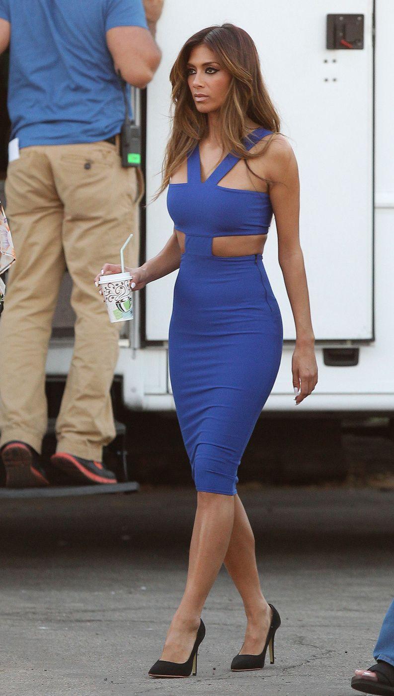 Nicole Scherzinger Style