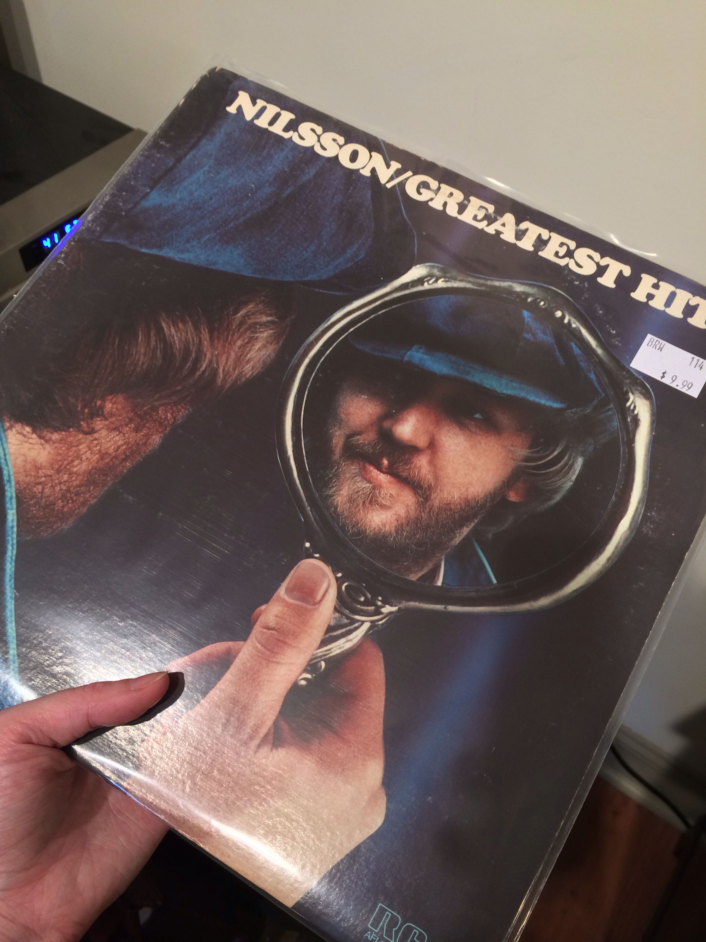 Harry Nilsson greatest hits I miss my sister, Harry