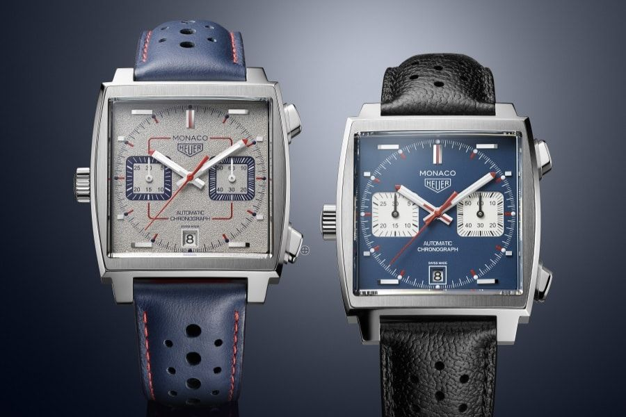 Third Tag Heuer Monaco Watch Unveiled In New York Tag Heuer