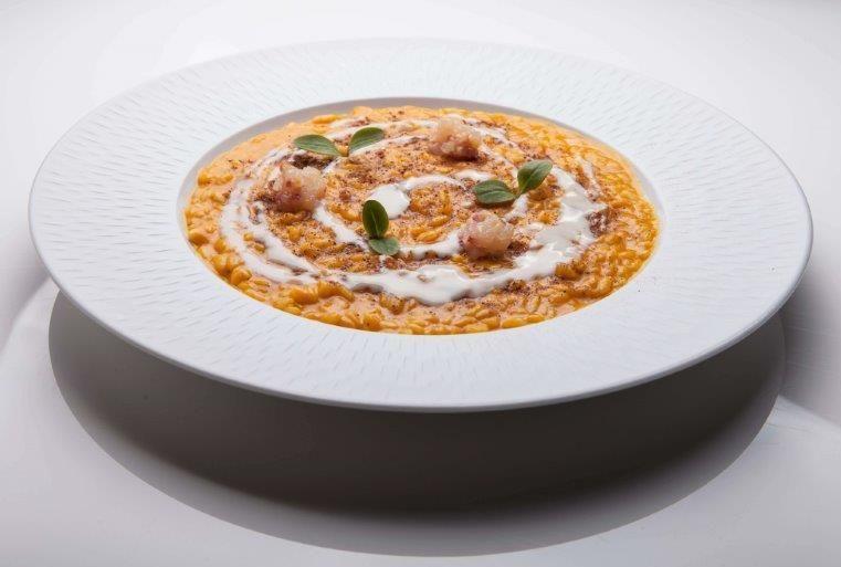 La Credenza Stella Michelin : Una inedita ricetta dello chef igor macchia a la credenza il