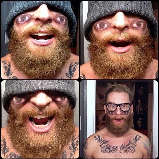 Halloween Costume doesn\u0027t require shaving! (Repost).  beards