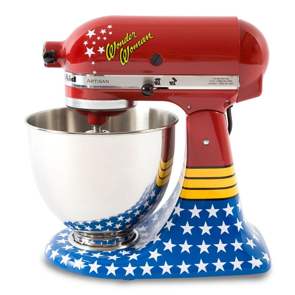 Batedeira kitchen aid customizada by cia vintage wonder