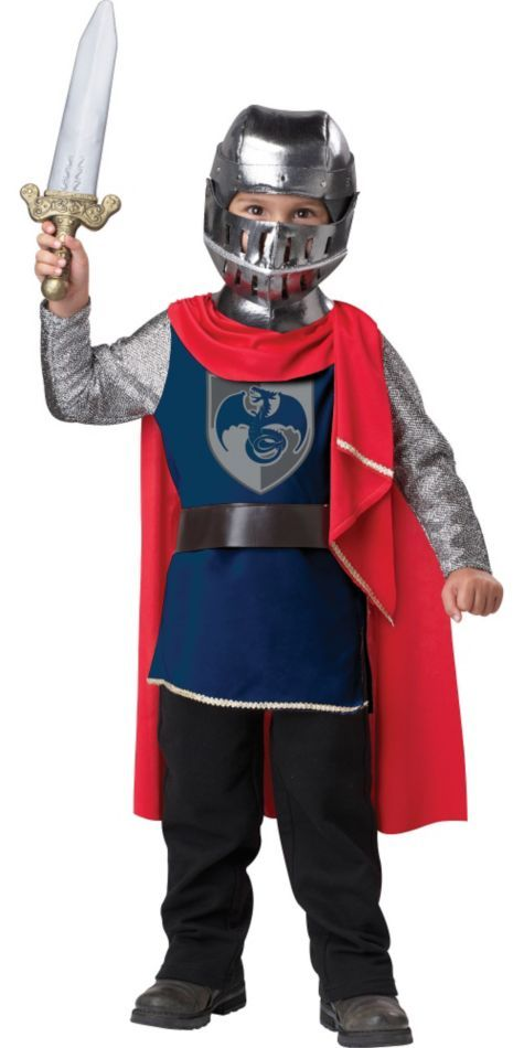 Toddler Boys Gallant Knight Costume - Party City Canada Party #5 - party city store costumes