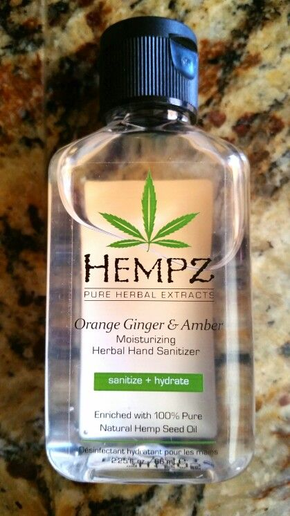 Hempz I Wish They Made This In A Body Spray Or Lotion Herbal