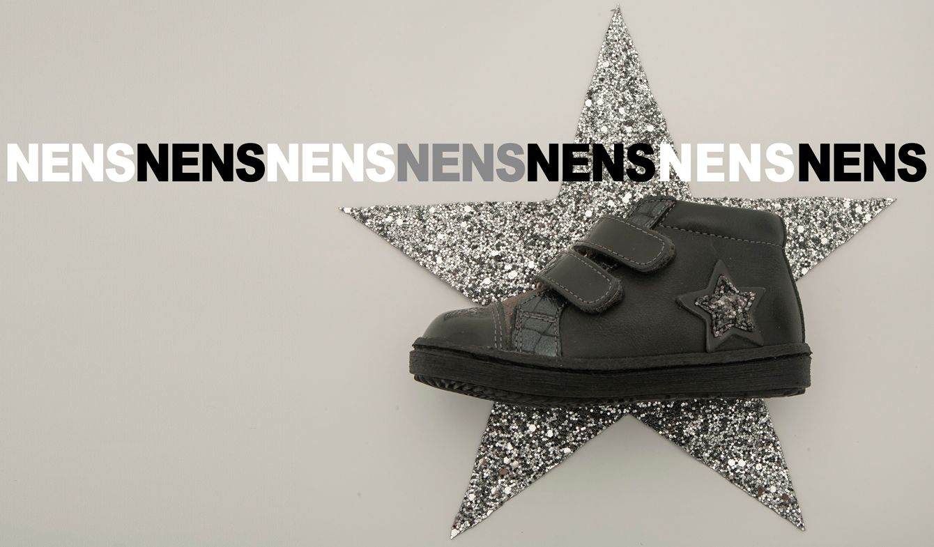 NENS STAR LEATHER BOOTIES AW17-18 Cool boots that will take you down the path to stardom. #nens #leatherboots #kidsfashion #childrensshoes