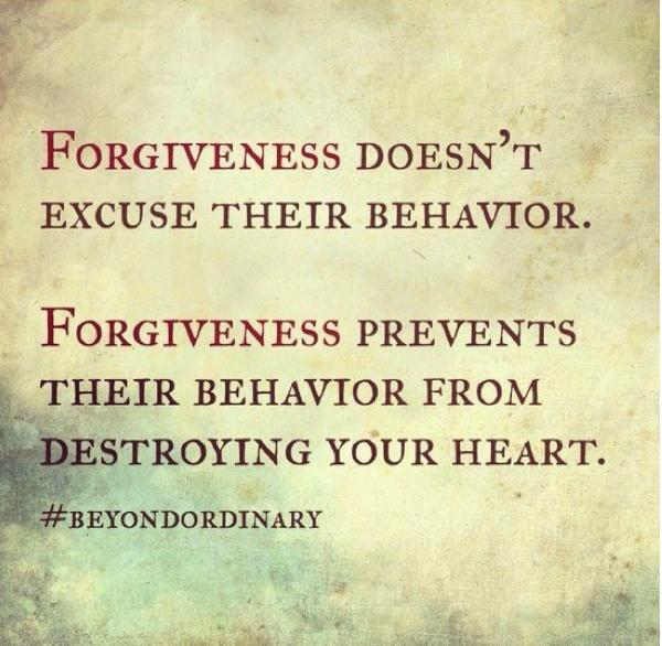 Forgivenesssss