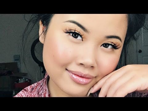 naturalrawsimpleeasyquick makeup tutorial chill chit