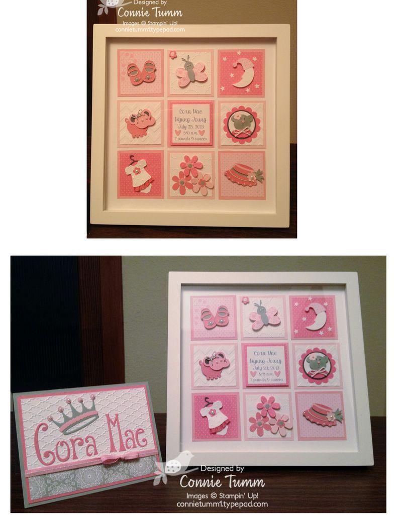 Baby collage girl-001 | Baby Cards | Pinterest | Cuadros niñas ...