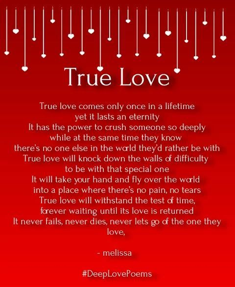 Love Poem Quotes For Him: Deep Romantic Love Poems For Him