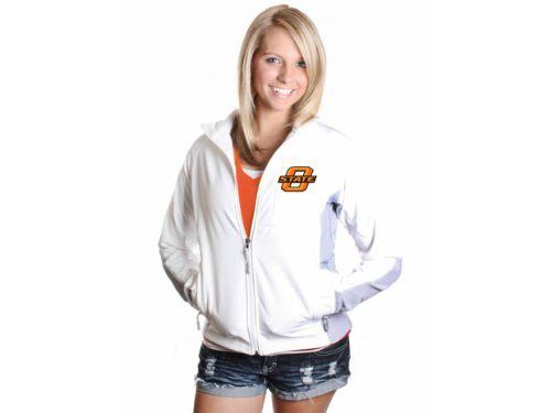 The  cheapest Colosseum Athena OSU White L Womens Jacket On Sale - http://buynowbestdeal.com/52171/the-cheapest-colosseum-athena-osu-white-l-womens-jacket-on-sale/?utm_source=PN&utm_medium=pinterest&utm_campaign=SNAP%2Bfrom%2BCollege+Memorabilia%2C+NCAA+Sports+Memorabilia - College Apparel, College Gear, College Shop, Colosseum, Jackets, NCAA, NCAA Fan Shop, Ncaa Sports Souvenirs, NCAAJackets