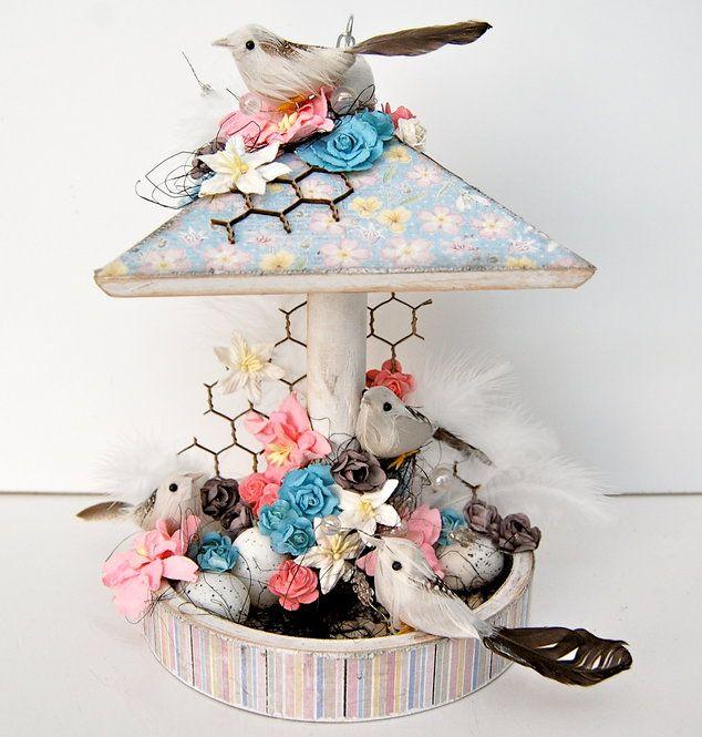 bird feeding place *Maja Design*