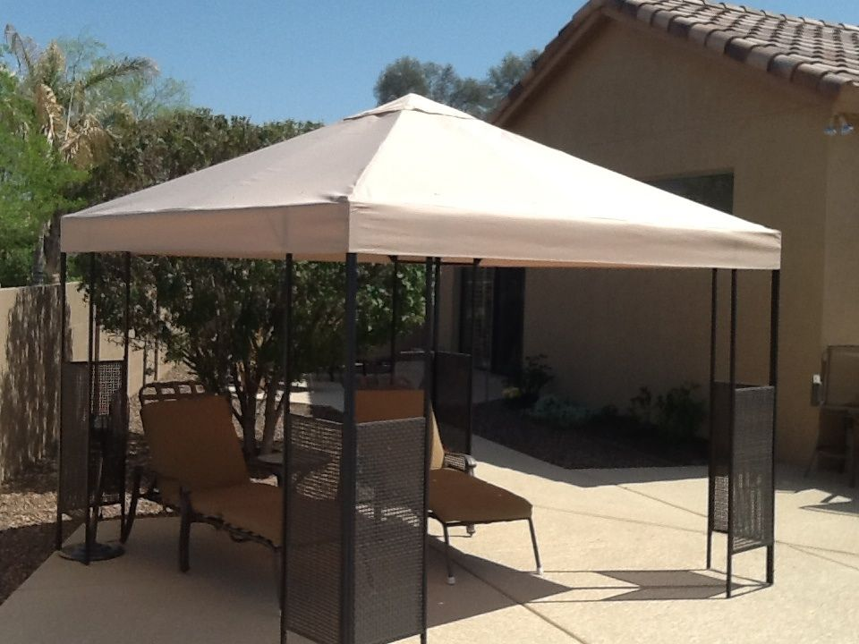 Ikea Ammero Gazebo Replacement Canopy Riplock 350 Garden Winds