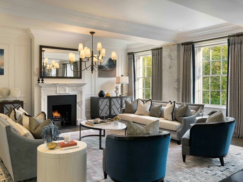 International Interior Design Company Finchatton, Based In London And  Operating Worldwide