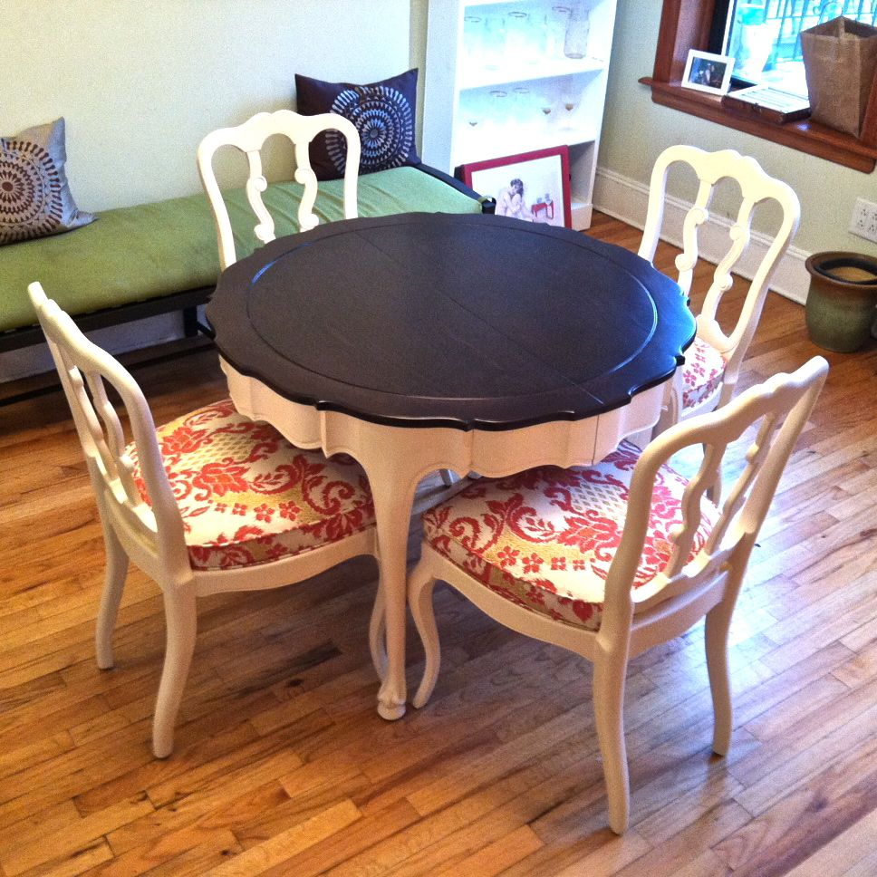 Dining Room Table Refinishing: ... Unbelievable Transformation That