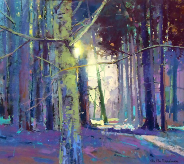 SHEILA GOODMAN - Hampshire Pastel Artist(s) In 2019