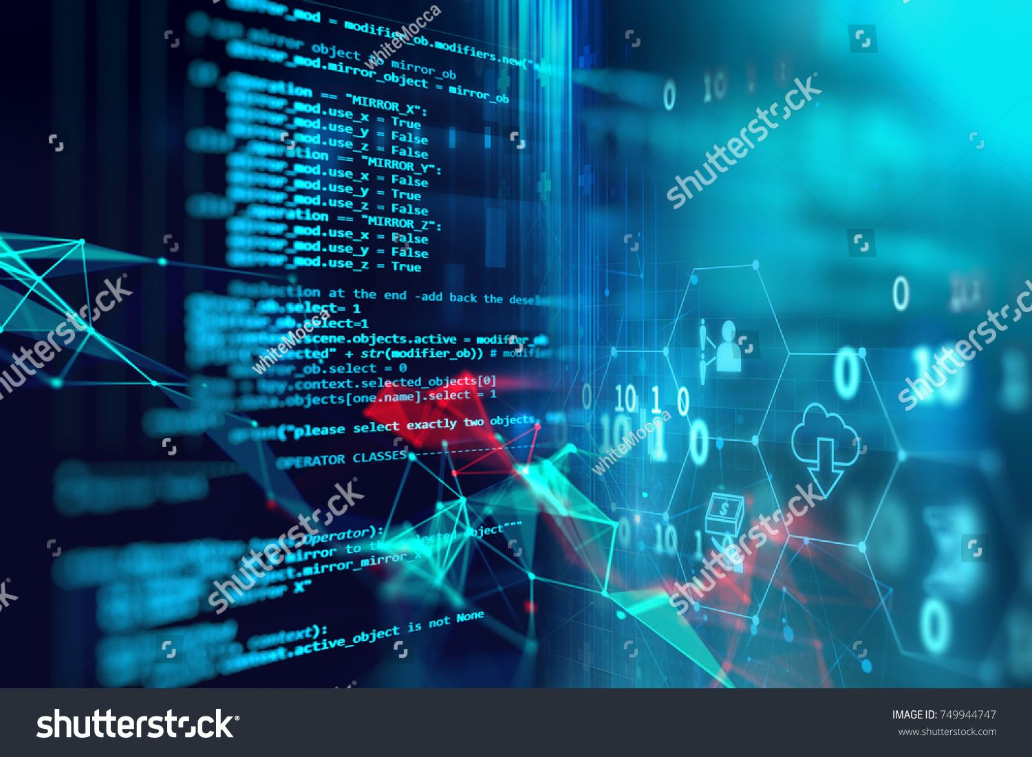 Programming Code Abstract Technology Background Of Software Developer And Computer Script Ad Affiliate Technology Background Software Development Coding