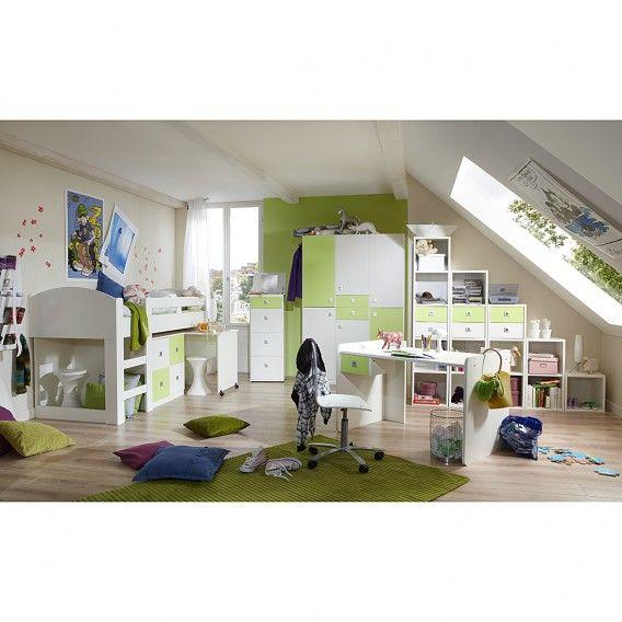 Wohnorama PARISOT Kinderzimmer Ausstattung