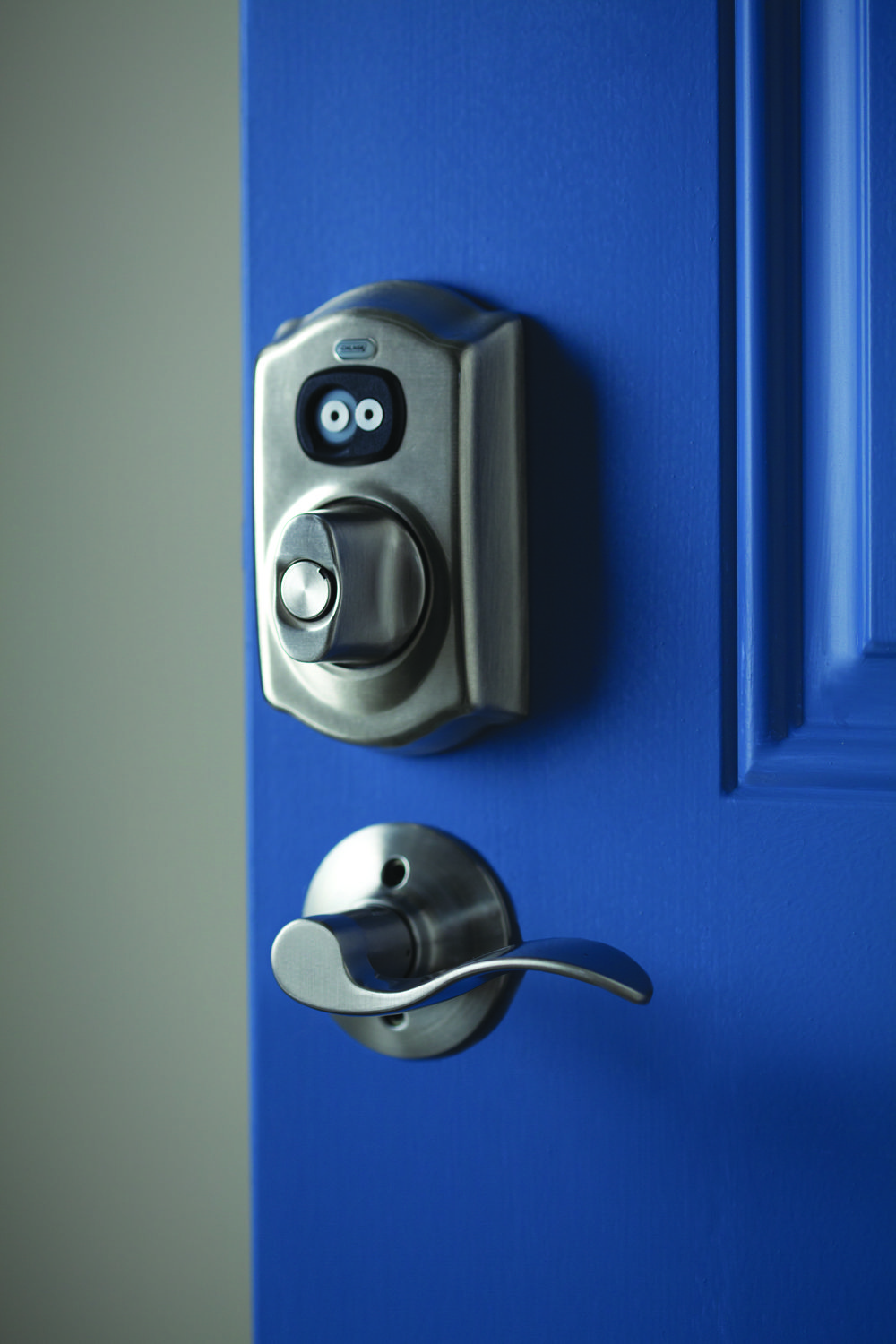 Be367 Programmable Electronic Deadbolt With A Camelot