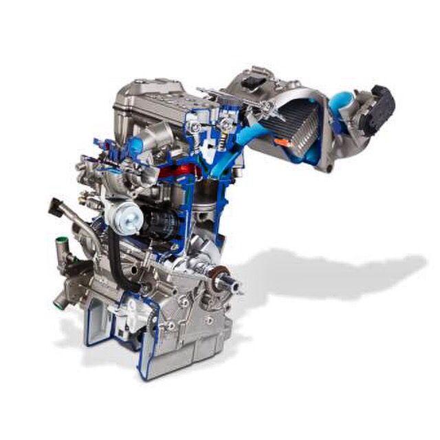 925cc Polaris RZR turbo engine | Turbo-RzR | Rzr turbo